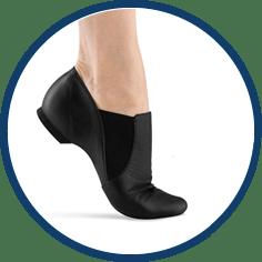 Bloch 499 jazz shoe