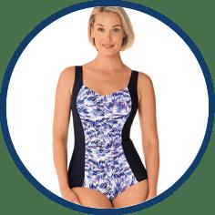 Penbrooke full coverage swimsuit