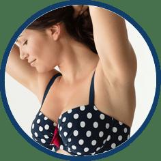 PrimaDonna bra sized bikini