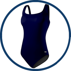 Tyr polyester sport suit