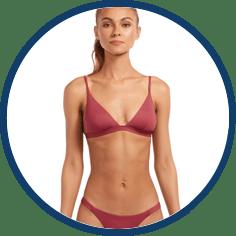 Vitamin A skimpy bikini