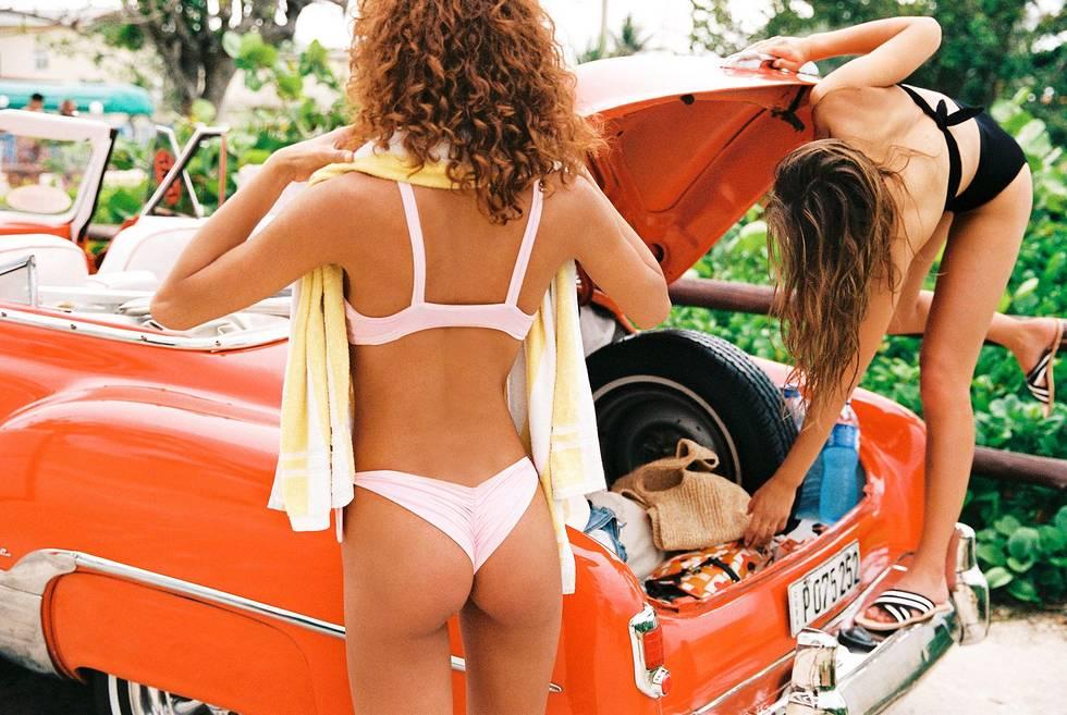 Future swimwear will be eco friendly