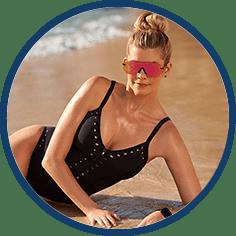 Magicsuit designer control swimwsuit